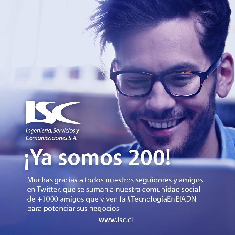 Ya somos  +1000 en toda la Comunidad Digital ISC